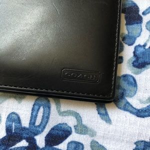 Authentic Men's Coach Wallet